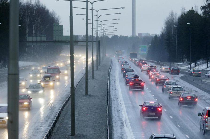 Autojen jakohihnaongelmat ovat jatkuneet Oulun seudulla.