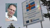 Lännen Median videoraportti Ahvenanmaalta