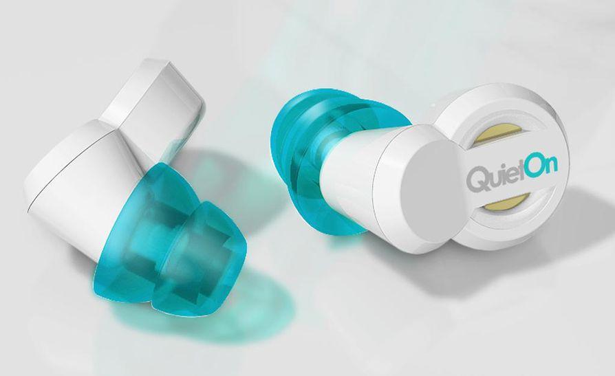 Oululaisyritys on kehittänyt elektroniset korvatulpat.