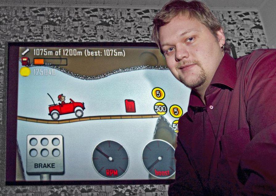 Oululaisen Toni Fingerroosin koodaama mobiilipeli Hill Climb Racing on nostettu 37. oululaiseksi teoksi 100 tekoa Oulusta -ohjelmaan.
