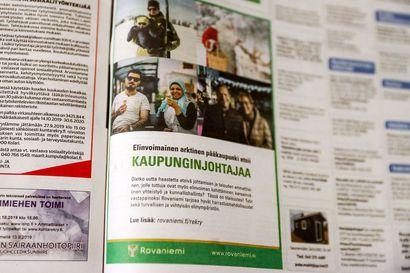 """Rovaniemi etsii uutta kaupunginjohtajaa ilmoituksella, jossa esiintyv?t tavalliset asukkaat ja joulupukki – """"Halusimme muutakin kuin tuntureita, siltoja ja poroja"""""""
