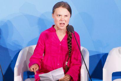 Onko Greta Thunberg nykyajan Martin Luther King? – Professori arvioi, miten Thunbergin puhe YK:n ilmastohuippukokouksessa onnistui