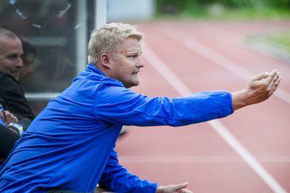 Juha Pasojan valmentama Kemi City FC  paransi otteitaan kauden edetess?