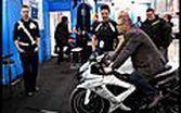 MP 12 Moottoripyöränäyttely