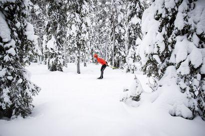 Ilmastonmuutos uhkaa lumisia talviamme