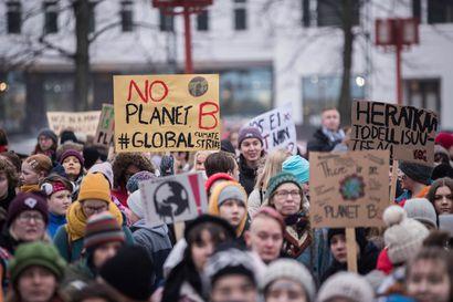 Yll?tystulos: Pohjoismaissa ollaan v?hemm?n huolissaan ilmastonmuutoksesta kuin muualla – suuria asenne-eroja id?n ja l?nnen v?lill?