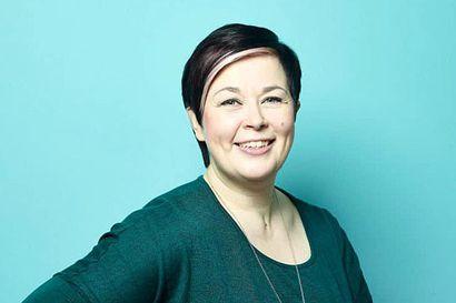Mari Jolanki on WoVon uusi puheenjohtaja