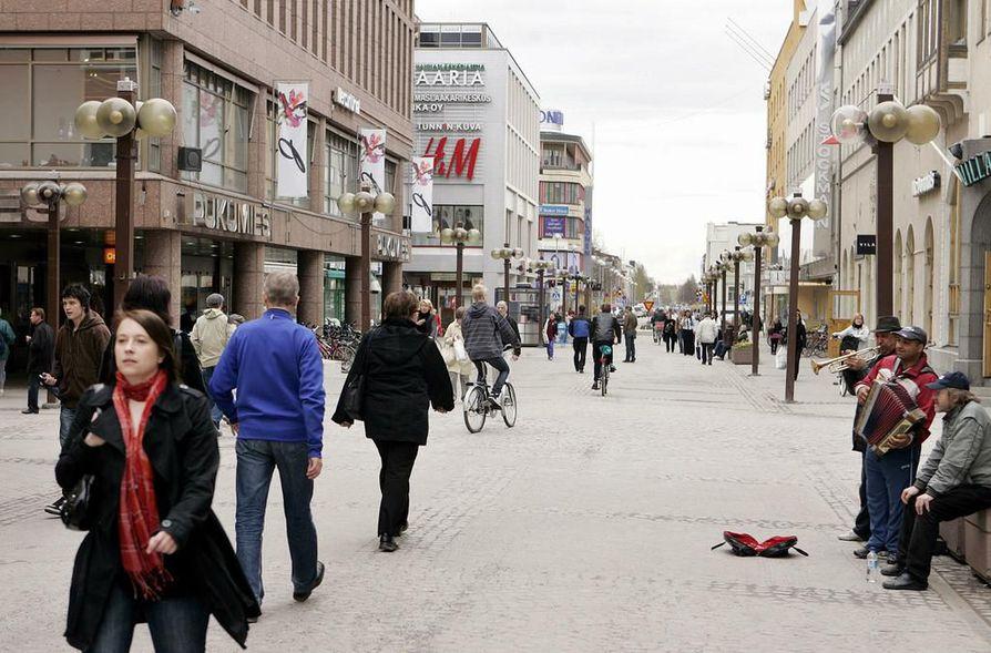 Oulu on valittu Euroopan älykkäimmäksi yhteisöksi.
