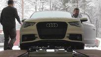 Uutta kansallista ralliautoa kehitetään Oulussa