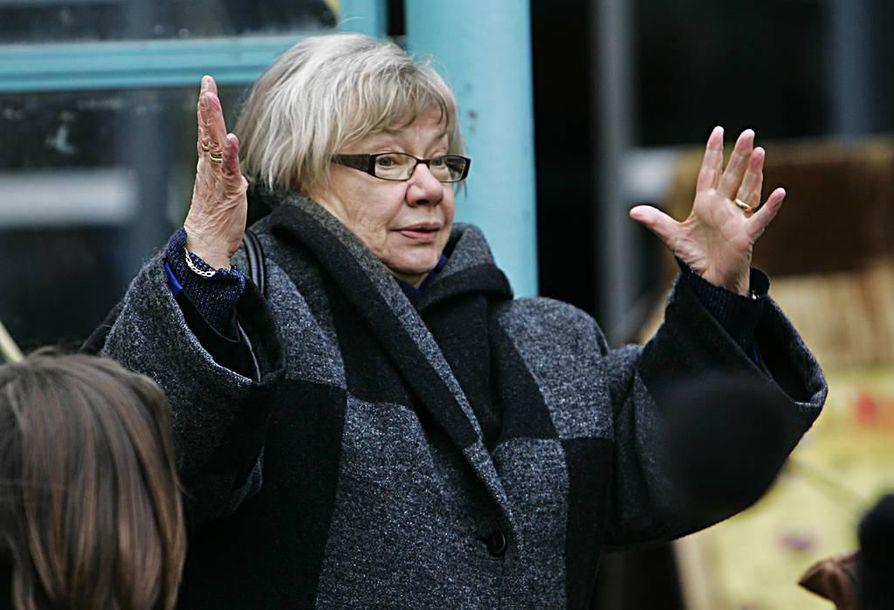Kansanedustaja Tuulikki Ukkola ei asetu ehdolle ensi vuoden huhtikuussa pidettäviin eduskuntavaaleihin.
