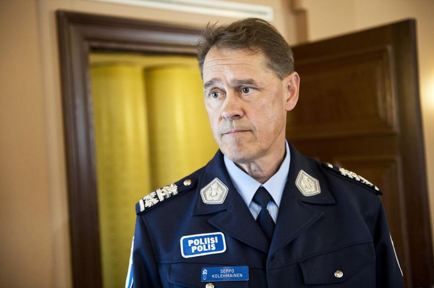 Police Chief Seppo Kolehmainen says that the results of the police survey should be taken seriously.