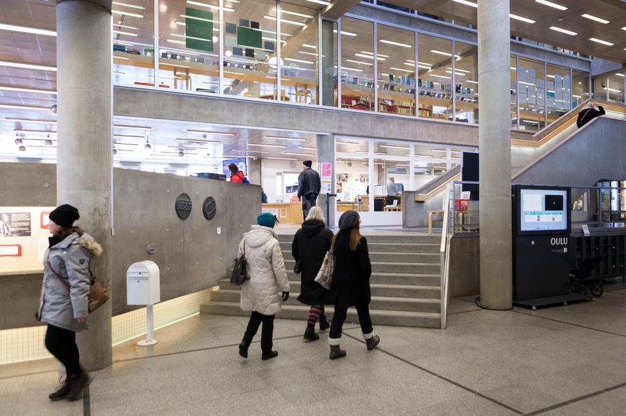 Oulun kirjastot tarjoavat Lukuopas-palvelua.