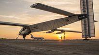 Maailmaa kiertävä aurinkolentokone nähtiin viime syksynä Sveitsissä