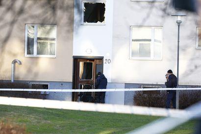 Ruotsissa räjähti jälleen – teolla epäillään olevan yhteyttä aiempiin räjähdyksiin ja murhiin