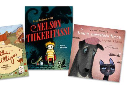 Fantasiaa ja eläintarinoita Finlandia-ehdokkaina – yksi esikoisteos mahtui lasten- ja nuortenkirjallisuuden kilpailuun