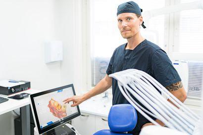Miltä moderni hammashoito näyttää? Erikoishammaslääkäri kertoo nykyaikaisista menetelmistä ja pelkopotilaiden hoidosta
