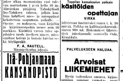 Vanha Kaleva: Silakkanelikko täynnä parasta kristallisokeria – salakauppiaan tappioksi