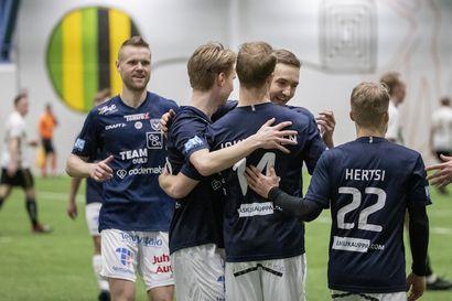 AC Oulu ja JS Hercules lauantaina laitumelle – harjoitusottelu näytetään Kaleva Livessä
