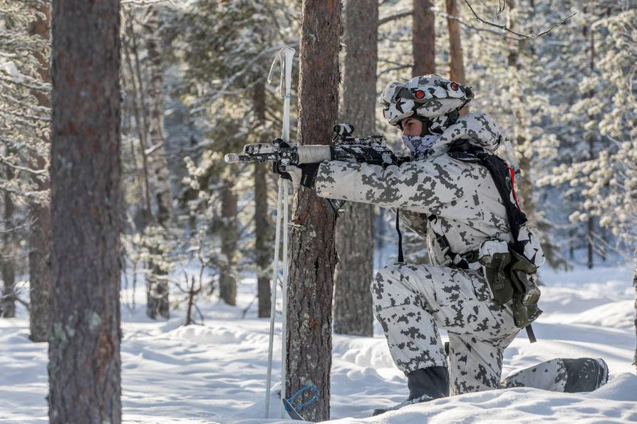 Northern Wind 2019 -harjoitus on Ruotsin maavoimien pääharjoitus, johon osallistuu yhteensä noin 10 000 henkilöä. Mukana on yli 1500 suomalaissotilasta.