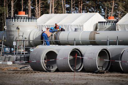 Donald Trump siunasi Nord Stream 2 -kaasuputkea koskevat pakotteet