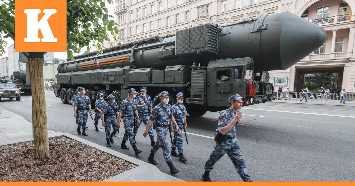Venäjän Ydinaseet