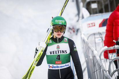 """Oulussa syntynyt Wille Karhumaa, 20, on yhdistetyn lahjakkuus, joka pistää hiihdossa kampoihin jo suomalaistähti Ilkka Herolalle – """"Sprinttiharjoituksissa olen pystynyt ihan hyvin haastamaan"""""""
