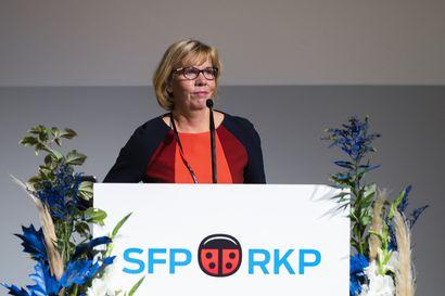 Rkp:lle ehdokkaita vähintään 60 kuntaan – hallituspuolue kalastelee kevään kuntavaaleissa ääniä muun muassa Hämeenlinnassa, Kouvolassa ja Porissa.