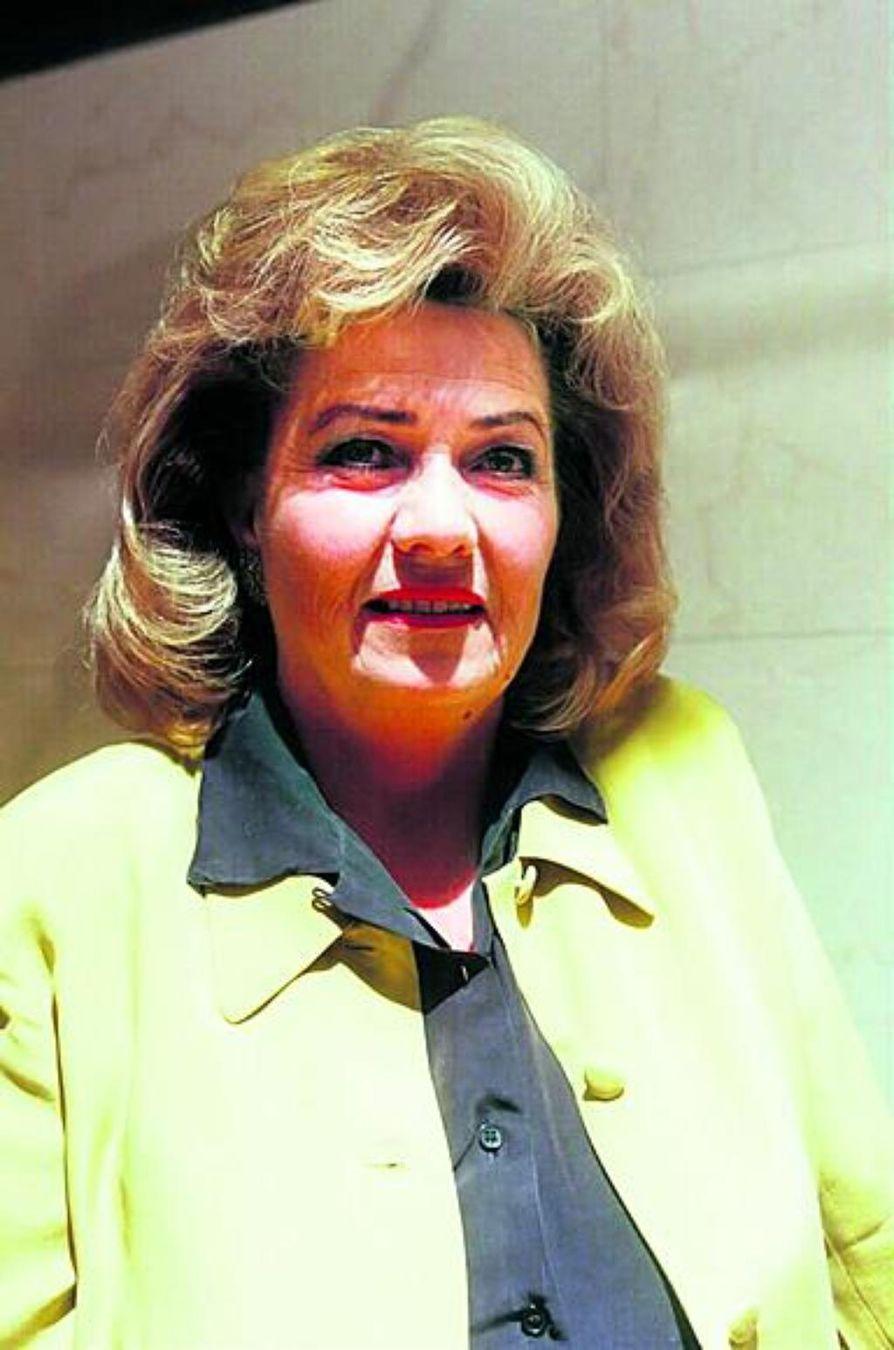 Tuula Sariolan nimellä on ilmestynyt 17 rikoskirjaa muun muassa kesäpäivien luk uiloksi vuosina 1989-2005.