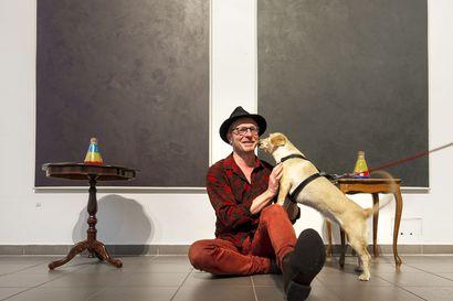 Tuomas Korkalo tekee taidetta kuin pelaisi peliä – Kemin museot avaavat ovensa uusin näyttelyin