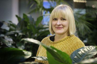 PPY:n toimitusjohtaja Marjo Kolehmainen toivoo Kemin suurinvestoinnin näyttävän esimerkkiä muillekin yrittäjille