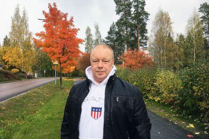 Paluumuuttaja Kemin satamayhtiön johtoon - Markku Rautio on työskennellyt pitkään puolustusvoimissa esimiestehtävissä