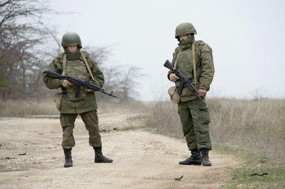 Venäjä uhittelee sotavoimallaan Itä-Ukrainassa – jalkapallon EM-kisat siirrettävä tarvittaessa Pietarista