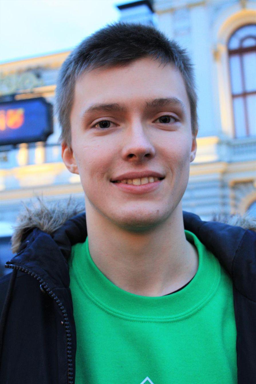 Kirill Sultanshin