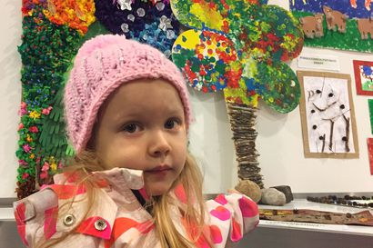 Lasten taide vastaanottaa Kuusamoon lentävät: Puolentuhatta taiteilijaa loi kuvaa Kuusamon lasten luontokokemukseen – samalla juhlistetaan Kuusamon 150 vuotta
