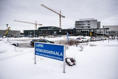 Lapin sairaalat voivat hoitaa normaalioloissa vain kolmesta neljään koronapotilasta
