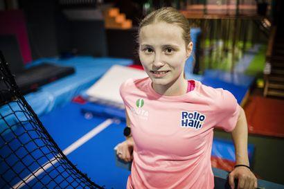 Jenny Rautionaho tähyilee kohti suurta tuntematonta – rovaniemeläinen kuuluu mäkihypyn vahvimpiin olympiaehdokkaisiin