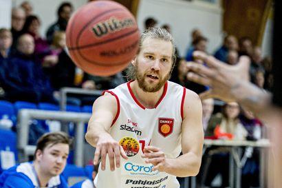 """Oulu Basketball pestasi sentteri Myles Howardin – """"Seuraava vahvistus varmistuu lähipäivinä"""""""