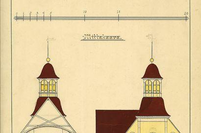 Temmeksen kirkon remonttisuunnitelmat etenevät –vuonna 1915 suunniteltiin pikkukirkon purkamista ja kirkon maalaamista keltaseksi, mutta suunnitelmia ei viety eteenpäin
