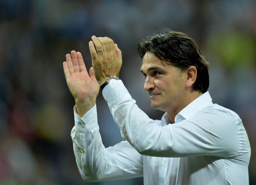Zlatko Dalic on ylpeä joukkueensa luonteenlujuudesta.