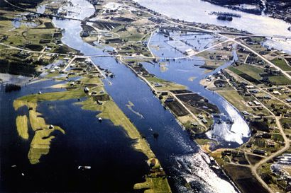 Toukokuussa 1973 Rovaniemeä koetteli pahin tulva vuosikymmeniin: Lainaalla piisamit uivat pitkin katuja ja melkein koko Saarenkylä joutui veden valtaan