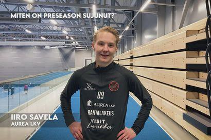 Mitä Iiro Savela tuumaa ennen ensimmäistä kotipeliä uudella Hannu Krankka -areenalla? Niittareiden Divarikoitos käynnistyy tänään sunnuntana