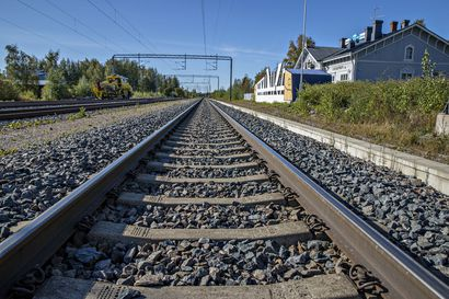 Kaksi raidetta Limingasta Ouluun askeleen lähempänä - junat voisivat kulkea kaksoisraiteella kahta sataa