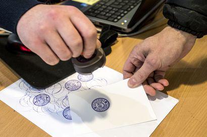 Äänestyskyselyn mobiilikäyttö kiinnostaa Siikajoella