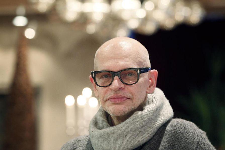 Jorma Uotisen seuraava suuri rooli on Kekkonen.