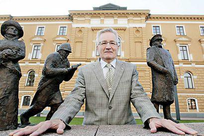 Kaupunginjohtajan tulot lähes 180 000 euroa