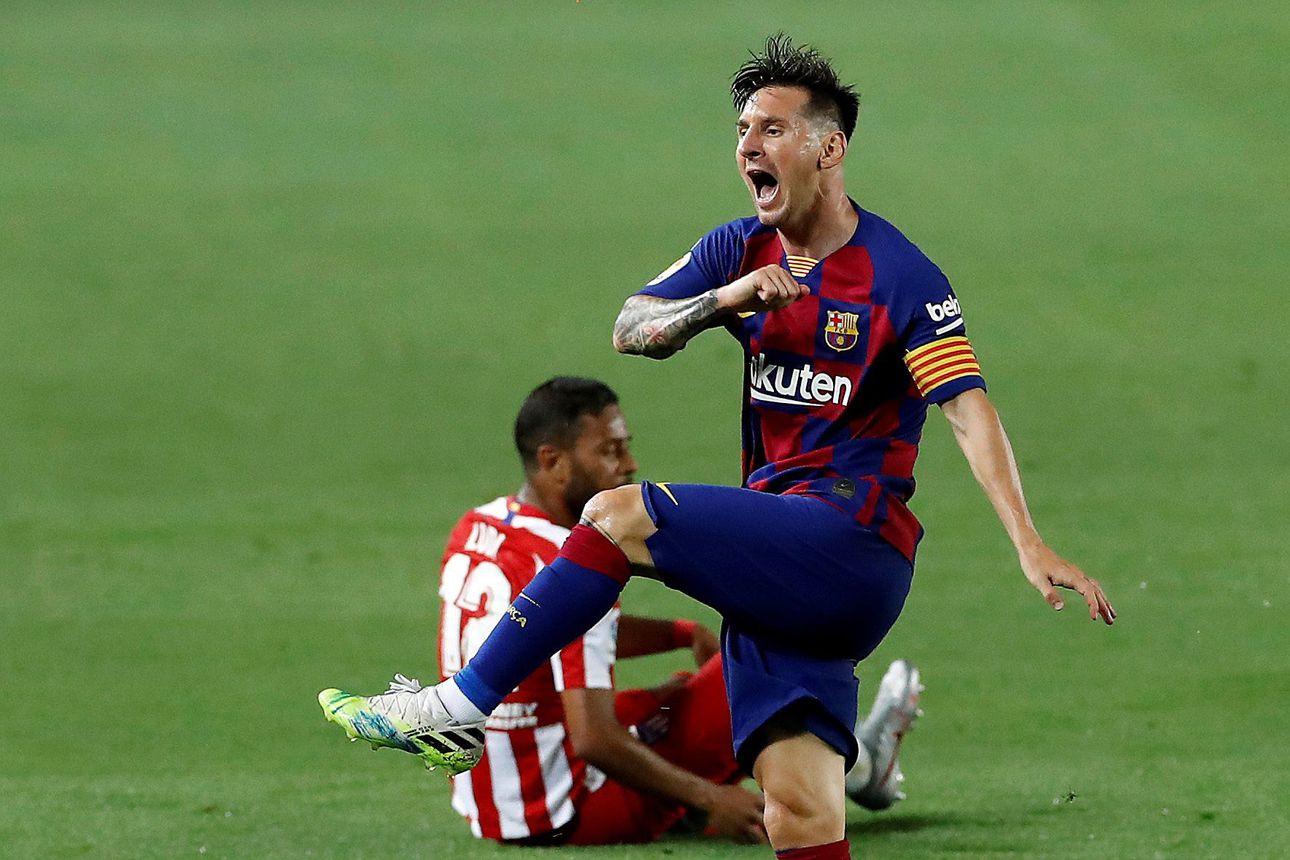 Zidane toivoo Messin jatkavan Espanjassa – Barcelona uhkaa menettää suurimman tähtensä