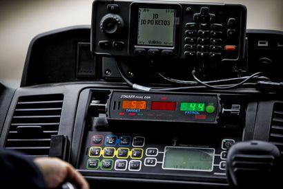 Poliisi pysäytti raskaan liikenteen tehovalvonnassa 1646 ajoneuvoa viikon aikana – kuljettajille yhteensä 410 seuraamusta