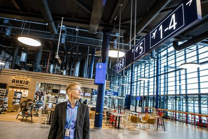 Rovaniemen uusi terminaali avattiin: Kotoista Lappi-tunnelmaa ja runsaasti luonnonvaloa