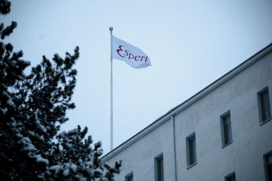 Muun muassa Esperi Care oli keväällä julkisuudessa hoidon laatuongelmien vuoksi. Kuva pääkonttorista Helsingistä.