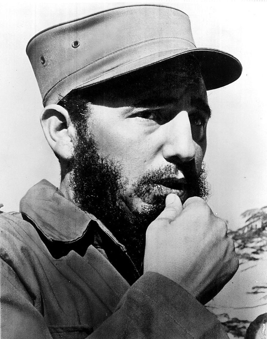 Castro hallitsi Kuubaa vuosikymmeniä.